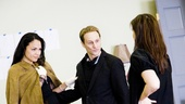 In Rehearsal with By the Way, Meet Vera Stark - Karen Olivo – Kevin Isola – Stephanie J. Block