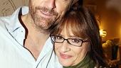 Patti LuPone and Idina Menzel at <i>The Normal Heart</i> - John Benjamin Hickey – Patti LuPone