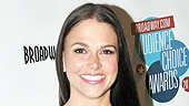 2011 Audience Choice Awards –Sutton Foster