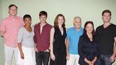 Lyons meet - Mark Brokaw - Brenda Pressley - Michael Esper - Kate Jennings Grant - Dic Latessa - Linda Lavin - Gregory Wooddell