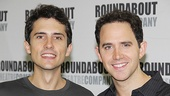 Sons of the Prophet Meet and Greet – Charles Socarides and Santino Fontana
