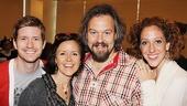 <i>Bonnie & Clyde</i> meet and greet – Matt Lutz - Garrett Long - Tad Wilson - Alison Cimmett