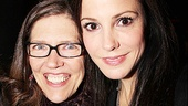 Godspell opens – Mary-Louise Parker