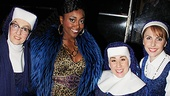 <i>Sister Act</I> at Macy's – Audrie Neenan – Patina Miller – Marissa Perry – Marla Mindelle