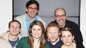 Now. Here. This Meet & Greet – Jeff Bowen - Michael Berresse –Heidi Blickenstaff - Hunter Bell - Larry Pressgrove - Susan Blackwell