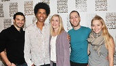Jesus Christ Superstar Meet and Greet – Matthew Rossoff -Bradley Rapier - Lisa Shriver - Marc Kimelman - Krista Leis