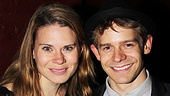 Carrie- Celia Keenan-Bolger and Andrew Keenan-Bolger