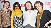 Raven-Symoné Opening Night in Sister Act – Marla Mindelle - Raven-Symoné – Sarah Bolt – Audrie Neenan