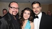 Evita – Opening – Desmond Child - Josefina Scaglione - Ricky Martin