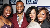 Leap of Faith Opening Night – Virginia Ann Woodruff – Maurice Murphy – Manoly Farrell – Terita Reed