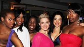 Leap of Faith Opening Night – Ta'Rea Campbell  – Tiffany Janene Howard – Virginia Ann Woodruff - Betsy Struxness – Lucia Giannetta – Hettie Barnhill