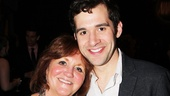 Audience Choice Awards- Adam Chanler-Berat and mom