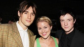 Robert Cuccioli Celebrates Spider-Man Debut – Reeve Carney – Rebecca Faulkenberry – Matthew James Thomas