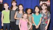 Annie – Taylor Richardson- Georgi James- Madi Rae DiPietro- Emily Rosenfeld- Tyrah Skye Odoms- Junah Jang- Jaidyn Young
