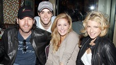 A Broadway mashup of Rebecca's James Barbour, Newsies' Corey Cott, Bring It On's Taylor Louderman and The Performers' Ari Graynor. See 'em all this fall!