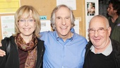 The Performers – preview opening – Jill Eikenberry – Henry Winkler – Michael Tucker