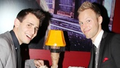 'A Christmas Story' Opening Night — Benj Pasek — Justin Paul