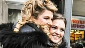 Cinderella at Macy's Parade - Victoria Clark- Laura Osnes - Cody Williams