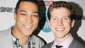 2013 Audience Choice Awards- Charl Brown- Stark Sands
