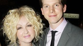 2013 Audience Choice Awards- Cyndi Lauper- Stark Sands