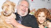 Broadway Barks 2013 — Harvey Fierstein — Bernadette Peters