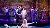 <i>Big Fish</i>: Show Photos - Big Fish - Norbert Leo Butz - Zachary Unger - Sarrah Strimel