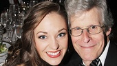 American Theatre Wing – Hal Prince Gala 2013 – Laura Osnes – Ted Chapin