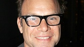 Two-time Tony winner Norbert Leo Butz is on-hand to honor his Big Fish composer Andrew Lippa.