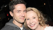 Becoming Dr. Ruth – Opening Night – Topher Grace – Debra Jo Rupp
