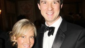 Drama League gala for NPH - 2014 - Rachael Harris - Christian Hebel