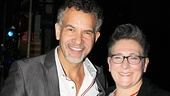 After Midnight - Ben Vereen and Brian Stokes Mitchell - OP - 3/14 - Brian Stokes Mitchell - K.D. Lang