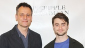 The Cripple of Inishmaan - Meet the Press - OP - 4/14 - Michael Grandage - Daniel Radcliffe