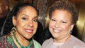 A Raisin in the Sun - Opening - OP - 4/14 - Phylicia Rashad - Debra L. Lee