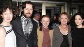 The Cripple of Inishmaan – Opening Night – OP – 4/21 – Ingrid Craigie – Padriac Delaney – Conor MacNeill – June Watson – Sarah Greene