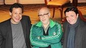 Satchmo at the Waldorf - OP - 4/14 - Gordon Edelstein - Lee Wilkof - Nathan Lane