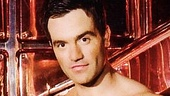 Remember when Tony-nominated Les Miz star Ramin Karimloo wore the Phantom mask? (Um, only the mask?)