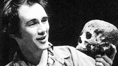Alas, poor Yorick. We knew him, Mark Rylance! That's right, the Twelfth Night and Richard III star played Hamlet with the Royal Shakespeare Company in 1988.