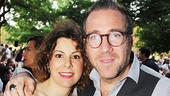 Public Theater Gala - 2014 - OP - 6/14 - Arielle Tepper Madover - Ian Madover