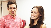 Adam Chanler-Berat - Jennifer Damiano