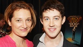 The Curious Incident of the Dog in the Night-Time - Meet and Greet - OP - 7/14 - Francesca Faridany - Alexander Sharp