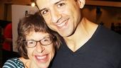 On The Town - OP - Meet and Greet - 9/14 - Jackie Hoffman - Tony Yazbeck