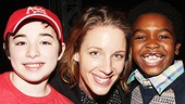 Kinky Boots - 10/14 - Jessie Mueller -  Cameron Colley - Douglas Baldeo