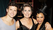 Pippin - Backstage - 10/14 - Kyle Dean Massey - Lucie Arnaz - Carly Hughes