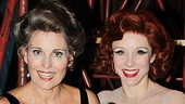 Pippin - Backstage - 10/14 - Lucie Arnaz - Charlotte d'Amboise