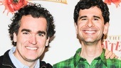 Something Rotten - Meet the Press - 2/15 -Brian d'Arcy James - John Cariani