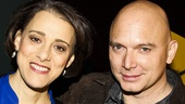 Fun Home - Meet the Press - 3/15 - Judy Kuhn - Michael Cerveris