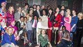 Kinky Boots - Backstage - 3/15 - Cast
