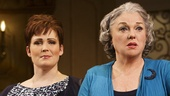 Lisa Howard as Jenny and Tyne Daly as Judy in It Shoulda Been You