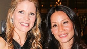The King and I - Opening - 4/15 - Lucy Liu -  Kelli O'Hara