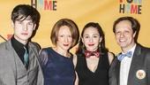 Fun Home - Opening - 4/15 - Marrick Smith - Nicole Van Giesen - Lauren Patten - Jim Stanek